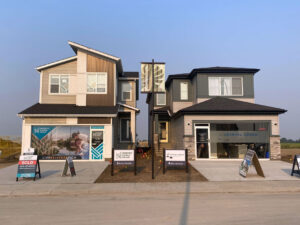 July 2021: Madison Avenue Group and Crystal Creek Homes showhomes opened